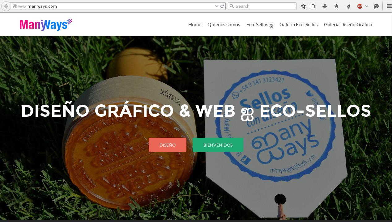 Diseño web responsivo, página web