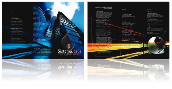 folletos, flyer